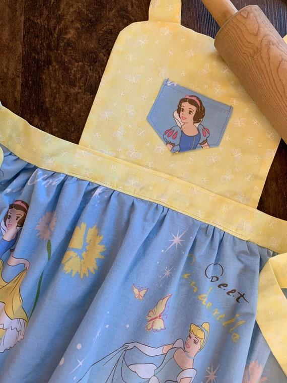 Snow White Child's Apron