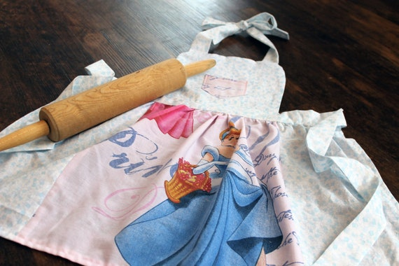 Disney Cinderella Princess Child's Apron
