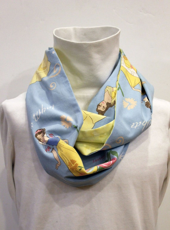 Disney Princess Infinity Scarf