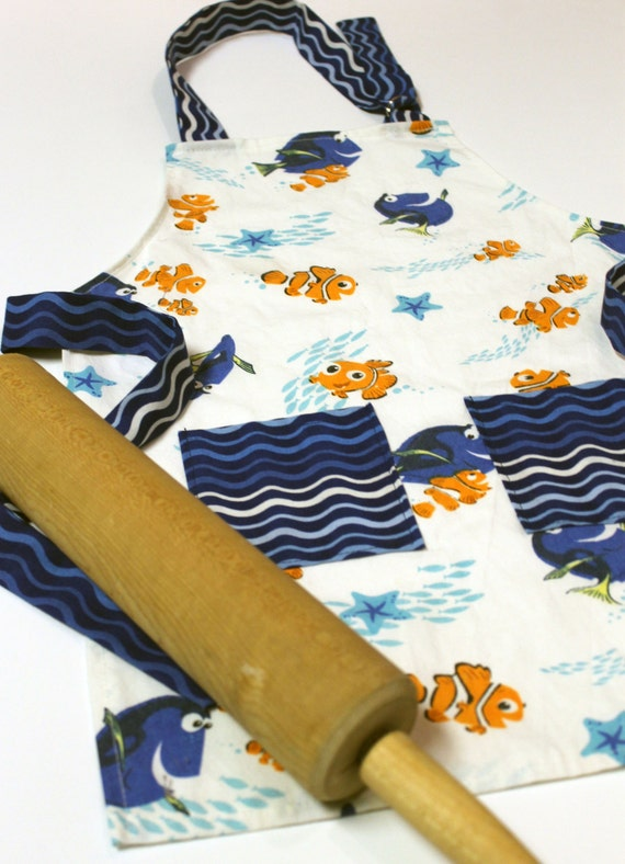 Disney Nemo Child's Apron