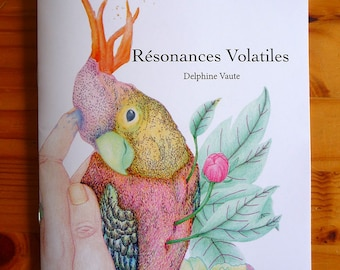Résonances Volatiles, art book