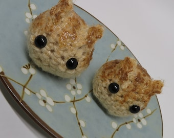 Bunny Bao Amigurumi