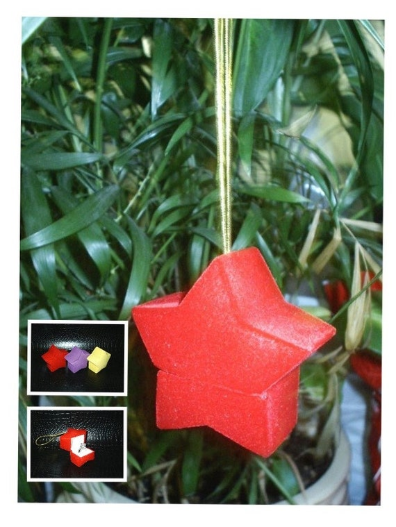 image 0 - Christmas Ornament Ring Box