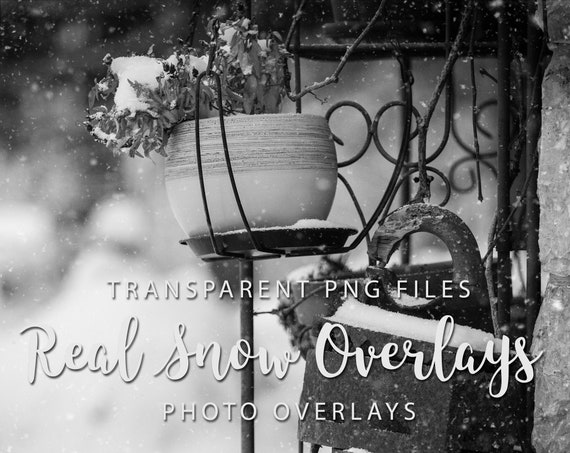Real Snow Overlays, Winter Overlays, 25 Snow Overlays transparent PNG files. Falling Snow Overlays. Photoshop Overlay, Snow Texture