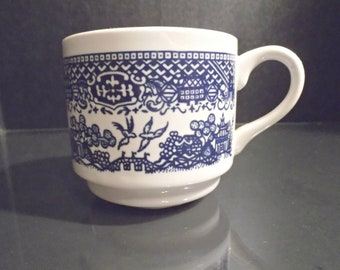 Single Willow Coffee Cup