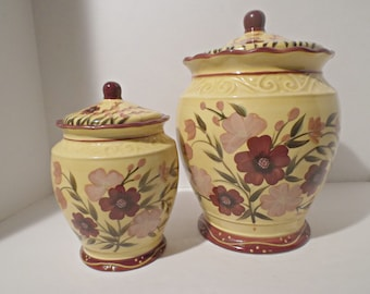 Casa Vero Canisters by ACK