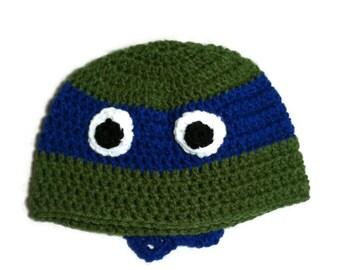 Ninja Turtle Hat / Teenage Mutant Ninja Turtle Hat/Beanie/Cap