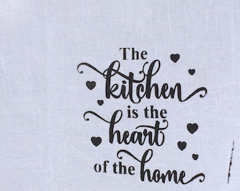 Cotton Kitchen Towel, Kitchen Towels, Flour Sack Towels, White Kitchen Towel, Tea Towels, Kitchen Towel, Dish Towel