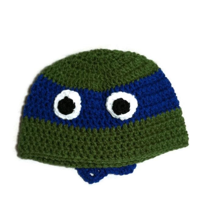 Ninja Turtle Hat Teenage Mutant Ninja Turtle Hatbeaniecap