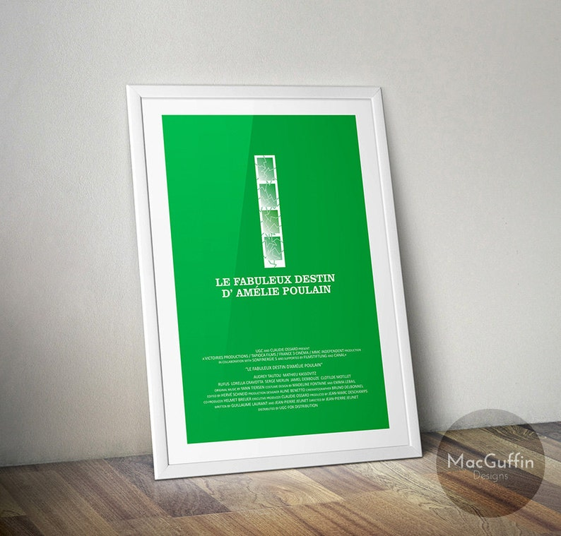 Made to order Amelie poster