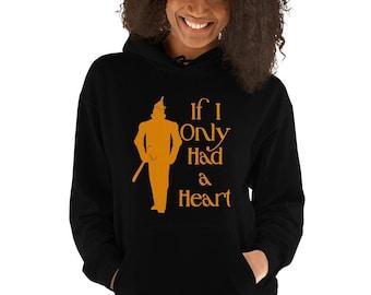 Wizard of Oz Hoodie Sweatshirt Tinman Song