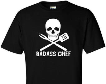 Funny T-Shirt for Chefs and Cooks