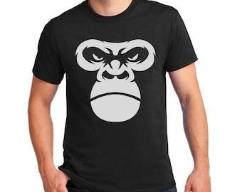 Gorilla Face Shirt