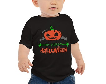 Baby First Halloween TShirt