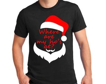 Funny Christmas Tee - Ugly Sweater