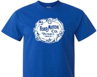 T-Shirt of Ford Company Logo