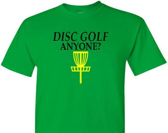 T-Shirt for Disc Golf Players