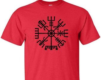 Viking tshirt - The Norse Compass