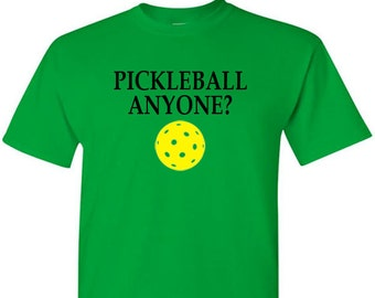 Pickleball Players T-Shirt