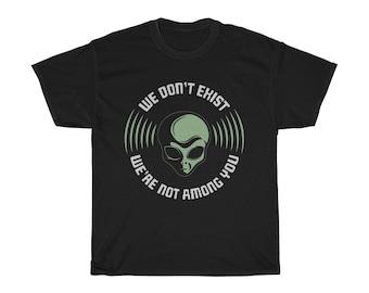 Alien Visitation Conspiracy TShirt