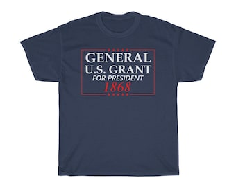 General Ulysses S Grant for President Election Campaign 1868