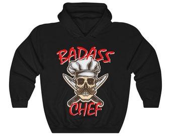 BADASS CHEF Hoodie Sweatshirt