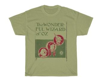 Wizard of Oz L Frank Baum Book TShirt