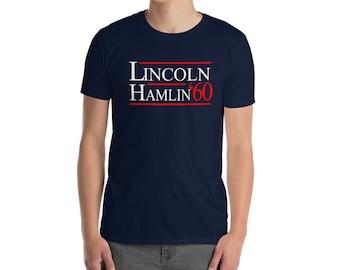 Lincoln Presidential Campaign TShirt