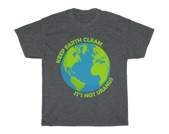 Funny Environmentalist TShirt Earth