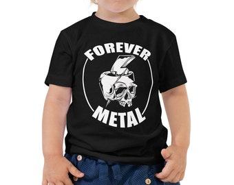 Forever Heavy Metal Toddler Tshirt
