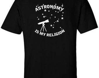 Astronomy Science TShirt