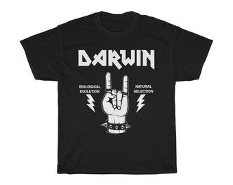 Funny Darwin Science TShirt