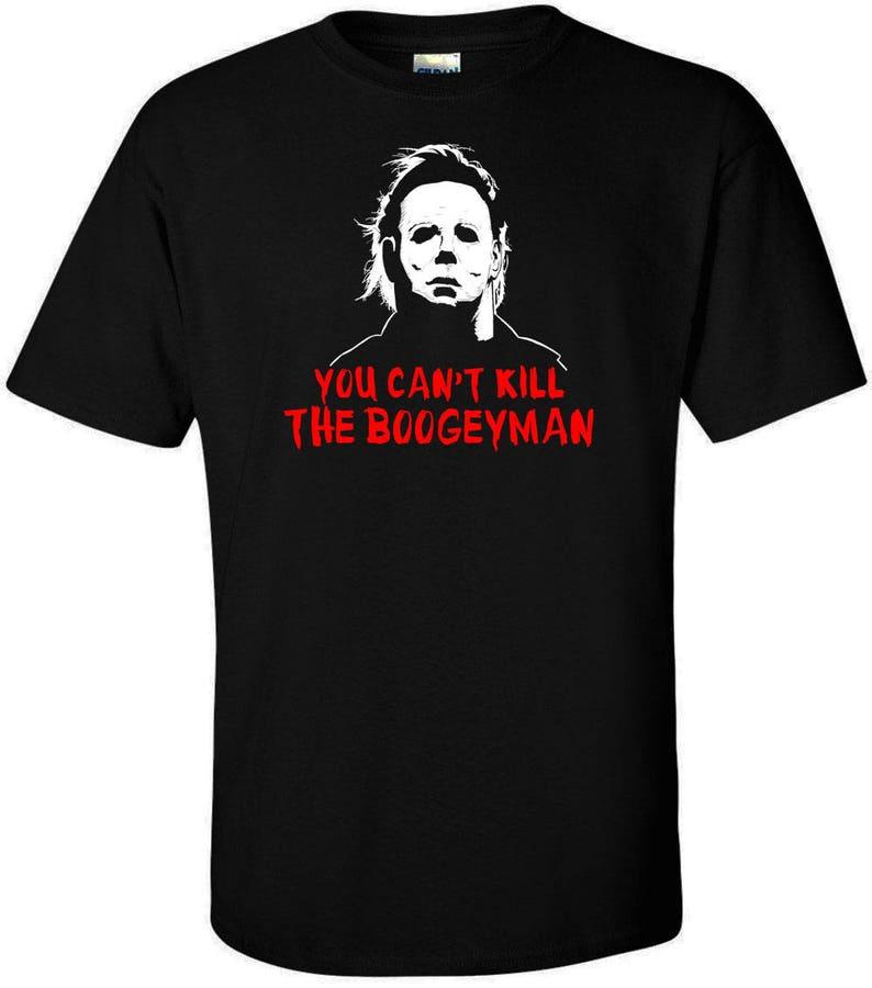 6792fe38c Michael Myers T-Shirt | Etsy