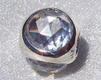 0b04c8e8e Pandora, Radiant Droplet, Clear, Bracelet Charm, Sterling Silver, Clear CZ,  Sparkle, Facet Cut, Bling, 925 ALE, Slider, 792095CZ,