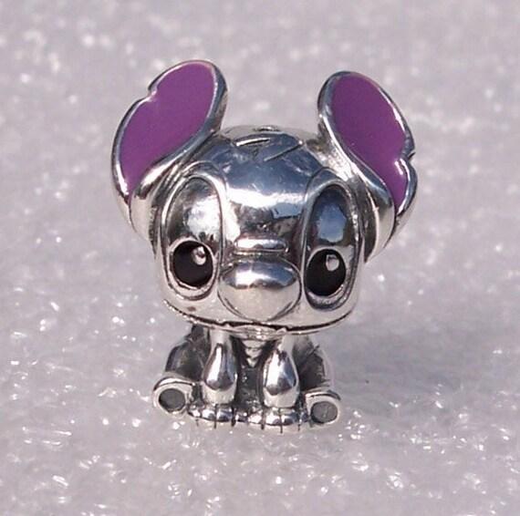Stitch Charm, Pandora Disney, Bracelet, Animal Bead, 925, Lilo, Ohana, Toy Design Team, Character, Friends, Gift Idea, Adventure, Enamel