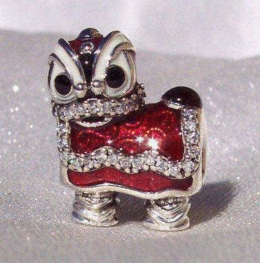 Pandora Chinese Lion New Year Dancing Lion Bracelet