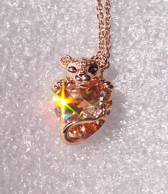 Sparkling Lion, Princess Heart, Pandora ROSE, Lioness Pendant, Shaped, Honey CZ, Swishing Tail, Ferocious Statement, Powerful Piece, Fierce