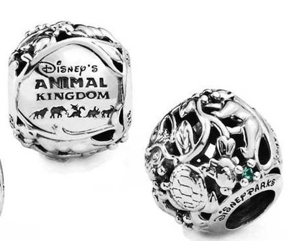 Animal Kingdom, Pandora, Disney Charms, Bracelet Bead, Theme Park, Tree Of Life, Enamel