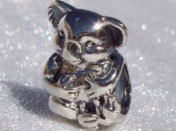 Loving Koala, Pandora, Asian Exclusive, 925, Bracelet Charm, Australia, Wildlife, Animals, Dharug Gula, Inelegance, Keen, Fires, Save Them