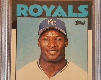 Items Similar To Mvp Bo Jackson Collectors Card And Pin On Etsy