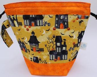Crafty Sack - Project Bag Knitting / Crochet / Toiletries / Travel