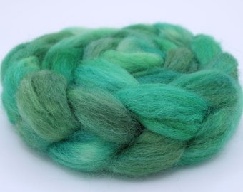 BFL - Blue Faced Leicester Spinning / Felting Top (Roving) - Approx. 4oz. - Show Me The Money