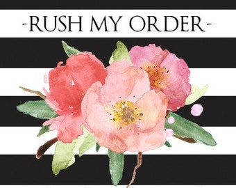 RUSH My Order Please! | Bump me to the front of the line | My wedding is next week and I have to have this!