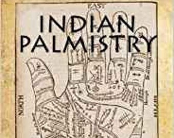 Indian Palmistry by Mrs. J. B. Dale PDF Book from 1895