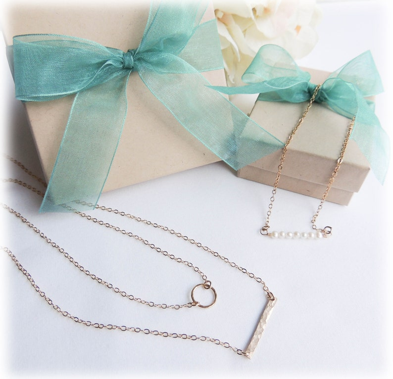 Bridesmaid Gift Dainty Personalized Heart Necklace Dainty Initial Heart Necklace Tiny Letter Necklace Dainty Best Friend Gift