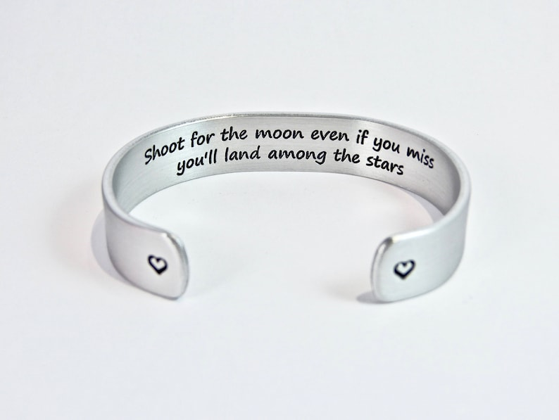 Graduation Gifts  Shoot for the moon even if you miss image 0