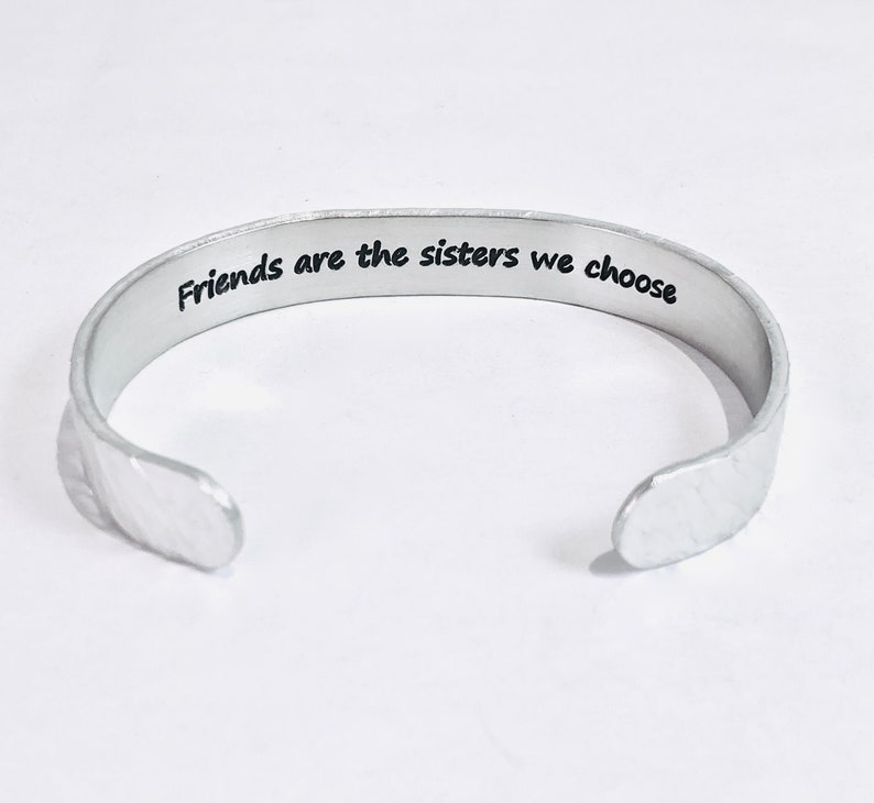 Best Friend Gifts  Friends are the sisters we choose  image 0