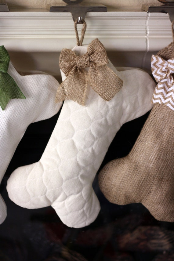 dog bone stocking