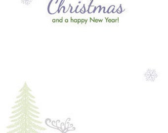 Christmas re-smile Sticky Sheets make your cards RE-USABLE!