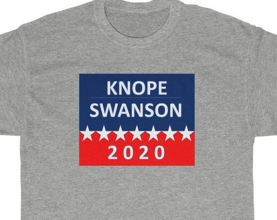 Parks and Rec 2020 Election Unisex T-Shirt